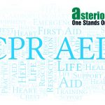 Asterion Employees Receive First Aid, CPR and AED Training